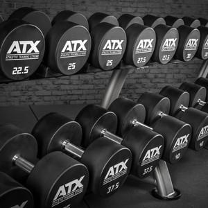 ATX Polyuretan hantlar