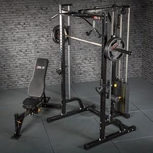 Squat & half rack