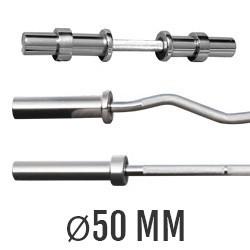 50 mm skivstänger