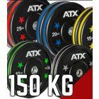 ATX® Color Stripes Bumper viktpaket 150 kg