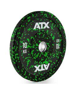 ATX® Color Splash Bumper Plates - viktskiva 10 kg