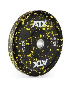 ATX® Color Splash Bumper Plates - viktskiva 15 kg