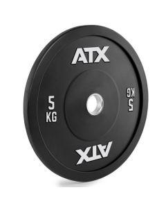 ATX® Gym Bumper Plate - Viktskiva 5 kg
