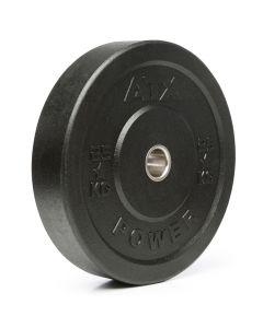 ATX® Rough Rubber Bumper Plate 5 - 25 kg