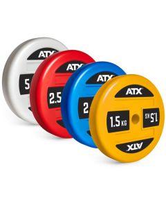 ATX® Teknikviktskiva - 1,5 till 5 KG