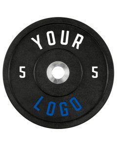 ATX® - XTREME Urethan Bumper Plates / Viktskivor - Custom Logo - 5 kg