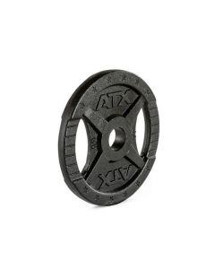 ATX® viktskiva - 50 mm - gjutjärn - 10 kg