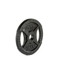 ATX® viktskiva - 50 mm - gjutjärn - 0,5 kg