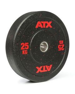 ATX® Color Fleck Bumper Viktskivor - 50 MM - 5 KG till 25 KG