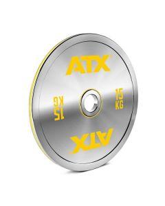 ATX® Kalibrerad Viktskiva av stål 15 kg