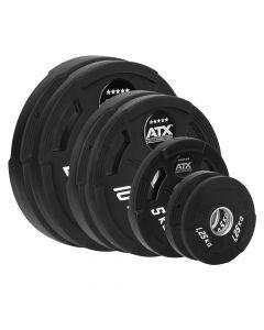 ATX® 3-Grip Polyurethan Hantelscheibe - Größen