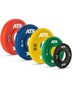 ATX® PU Fraktionsviktskivor - 0,5 till 2,5 kg