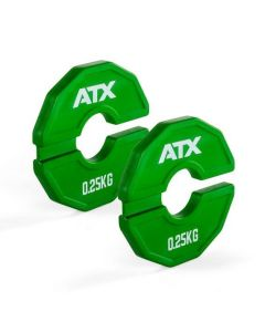 ATX® Add-On Flex Plate / flexibla ytterligare vikter - 0,25kg