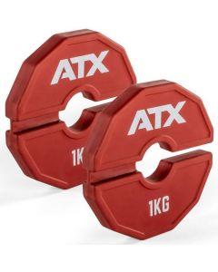 ATX® Add-On Flex Plate / flexibla ytterligare vikter - 1kg