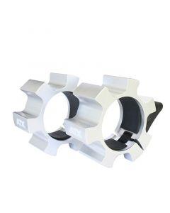 ATX Aluminium lås- Silver