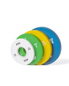ATX® Frictional Grip Plates - 50 mm - 0,5 till 2 kg