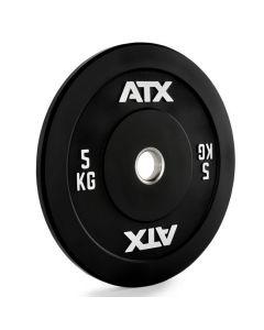 ATX® Color Full Rubber Bumper Plate - Viktskiva 5 kg