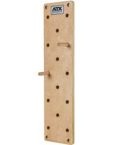 ATX® Klättervägg massivt trä 120x30 cm