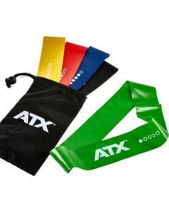 ATX® Mini Loops Band set med Förvaringspåse