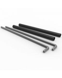 ATX® Pin Pipe Säkerhetspinnar - 500 - 60 cm / par