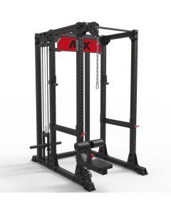 ATX® Latsdragsalternativ Plate Load - Power Rack 800-Series