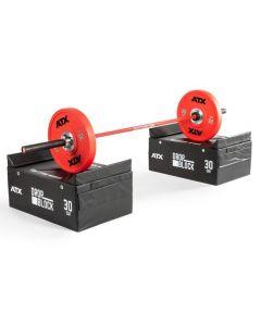 ATX® Soft Drop Block 30 cm Dämparskydd med Sidobitar