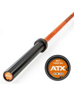 ATX® Cerakote Multi Bar Hunter Orange skivstång