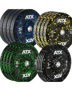 ATX® Color Splash Rubber Bumper Viktpaket 200 kg