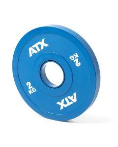 ATX® Frictional Grip Plates - 50 mm 0,5 kg