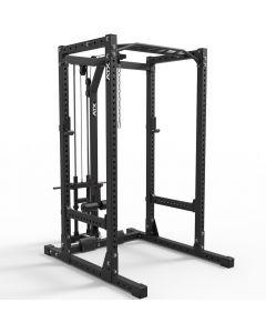 ATX® Power Rack 720 med Latsdrag för fria vikter