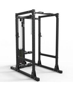 ATX® Power Rack PRX-770 XL + Latsdrag Stack Weight 125 kg - 225 cm