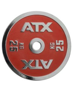 ATX® Powerlifting viktskiva 25 KG