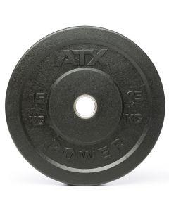 ATX® Rough Rubber Bumper Plate 10 kg