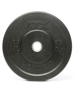 ATX® Rough Rubber Bumper Plate 25 kg