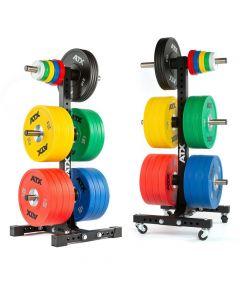 ATX® Viktskivställning med hjul
