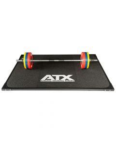 ATX® Weight Lifting Platform - Mjuk granulat
