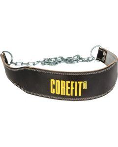 Corefit® Dipbälte i läder