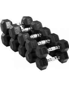 COREFIT® HEXAGON Hantelserie 10-30 kg