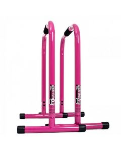 Mini equalizer bars - Lebert Fitness equalizer bomar/stänger Pink