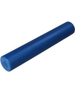 Foam Roller Pro 90 cm - EVA Pilatesrulle - Blå