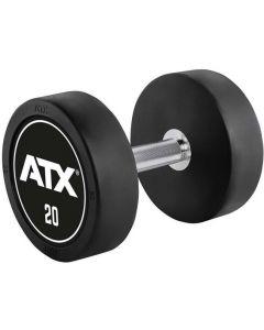 ATX® Gummibelagd Pro Style Hantel 2,5 kg