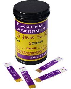 Lactate Scout Plus -testremsor 25 st