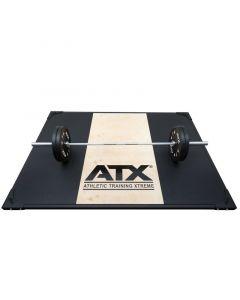 Lyftplattform - Shock Absorption System - Med ATX® logo