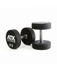 ATX® Polyuretan hantel 17,5 kg