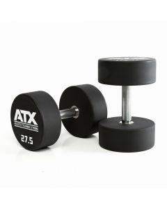 ATX® Polyuretan hantel 27,5 kg