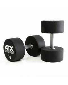 ATX® Polyuretan hantel 35 kg