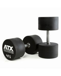 ATX® Polyuretan hantel 47,5 kg