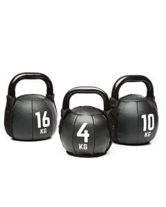 PVC Kettlebell - 4 kg bis 16 kg