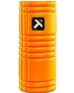 The Grid Foamroller orange