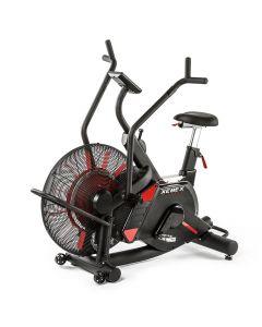 Xebex® Magnetic Air Bike Plus VR-2 med remdrift och 8-vägs justerbart motstånd